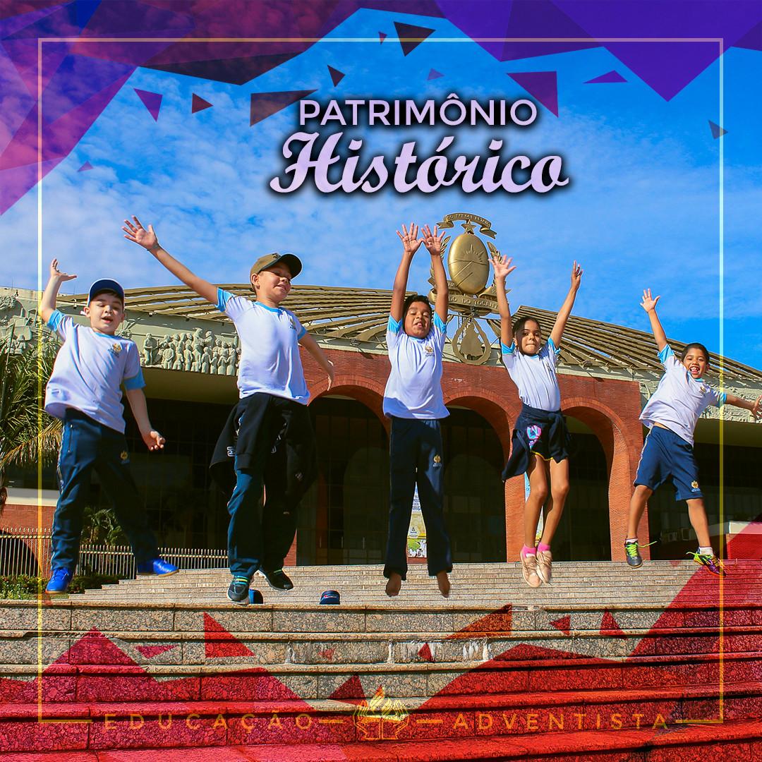 3° ano - Patrimônio Histórico