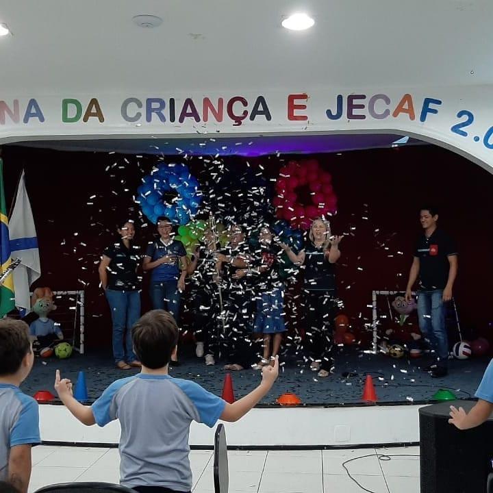 Colégio Adventista de Fortaleza JECAF Kids Semana Especial!