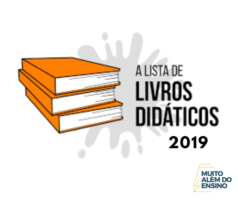 Lista de Livros - 2019