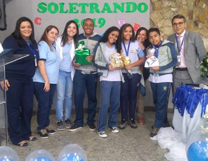 Final Soletrando - Fund II