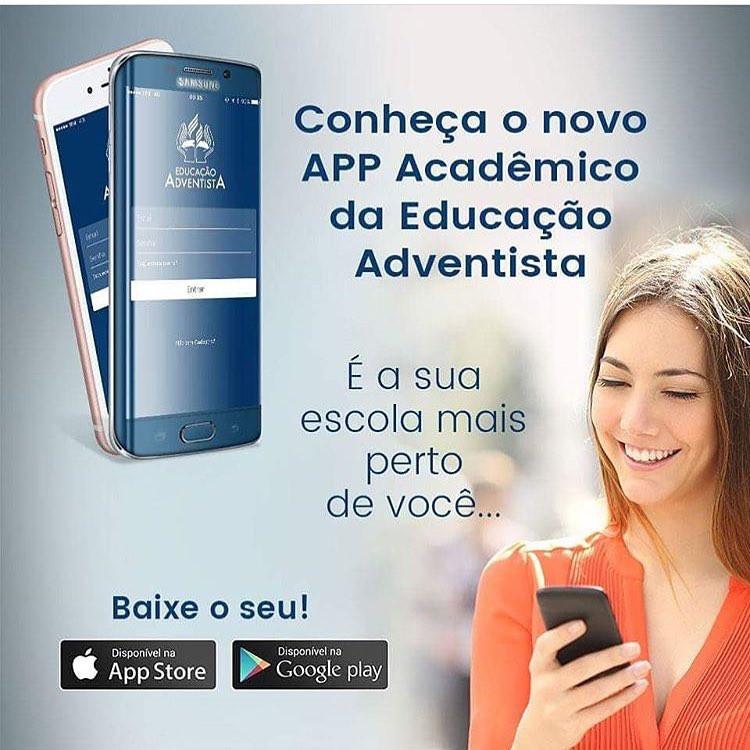 App Educação Adventista