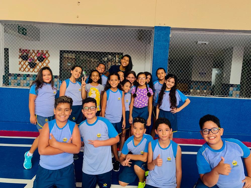Início do ano letivo na Escola Adventista de Montes Claros