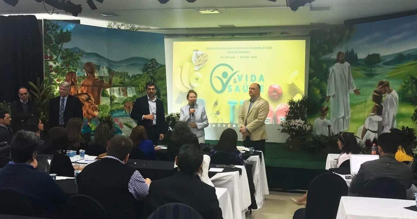 Educação Adventista fortalecerá intercâmbio na área de saúde