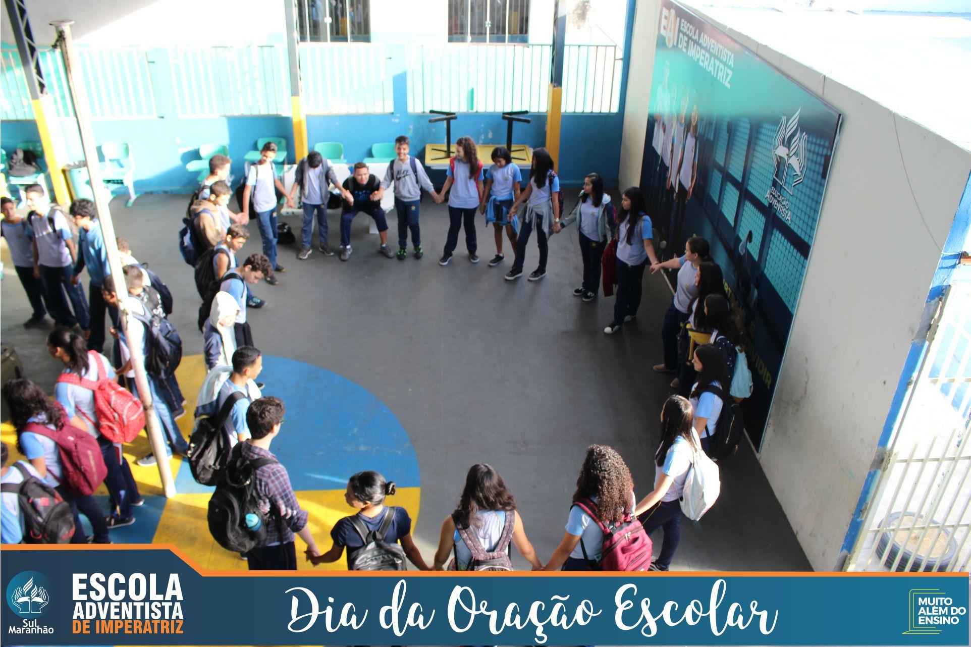 Dia da Oração Escolar