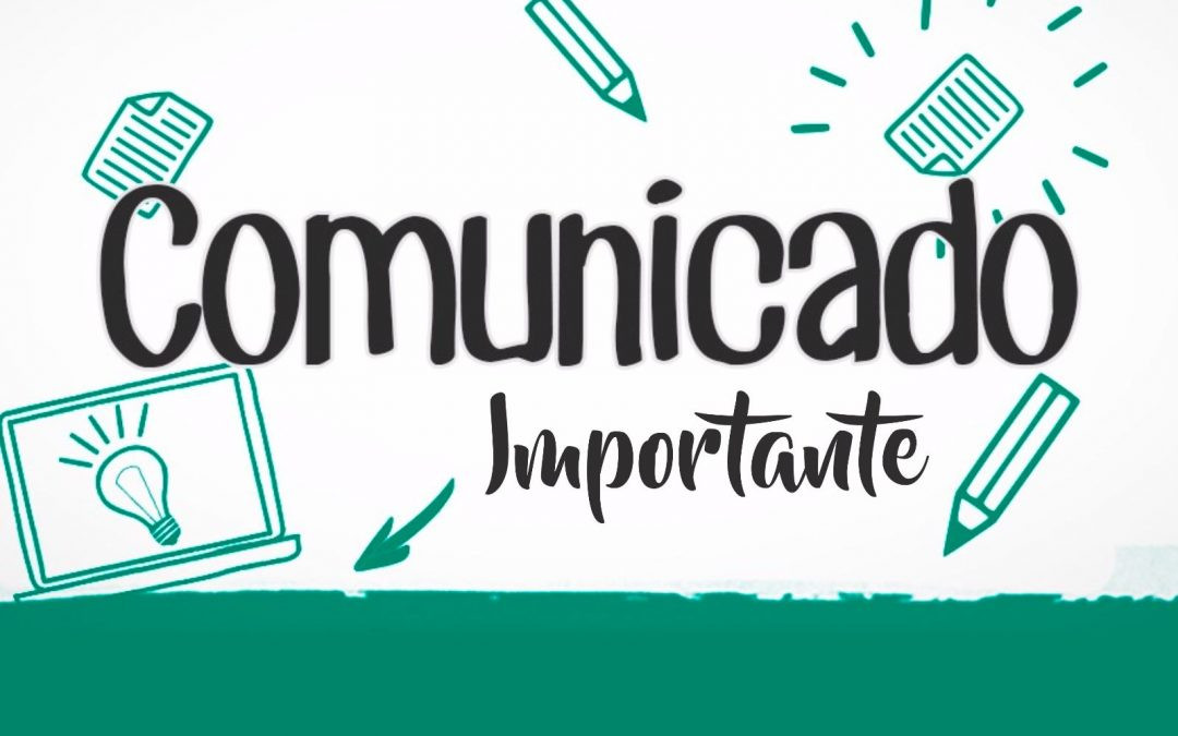 Comunicados 2018