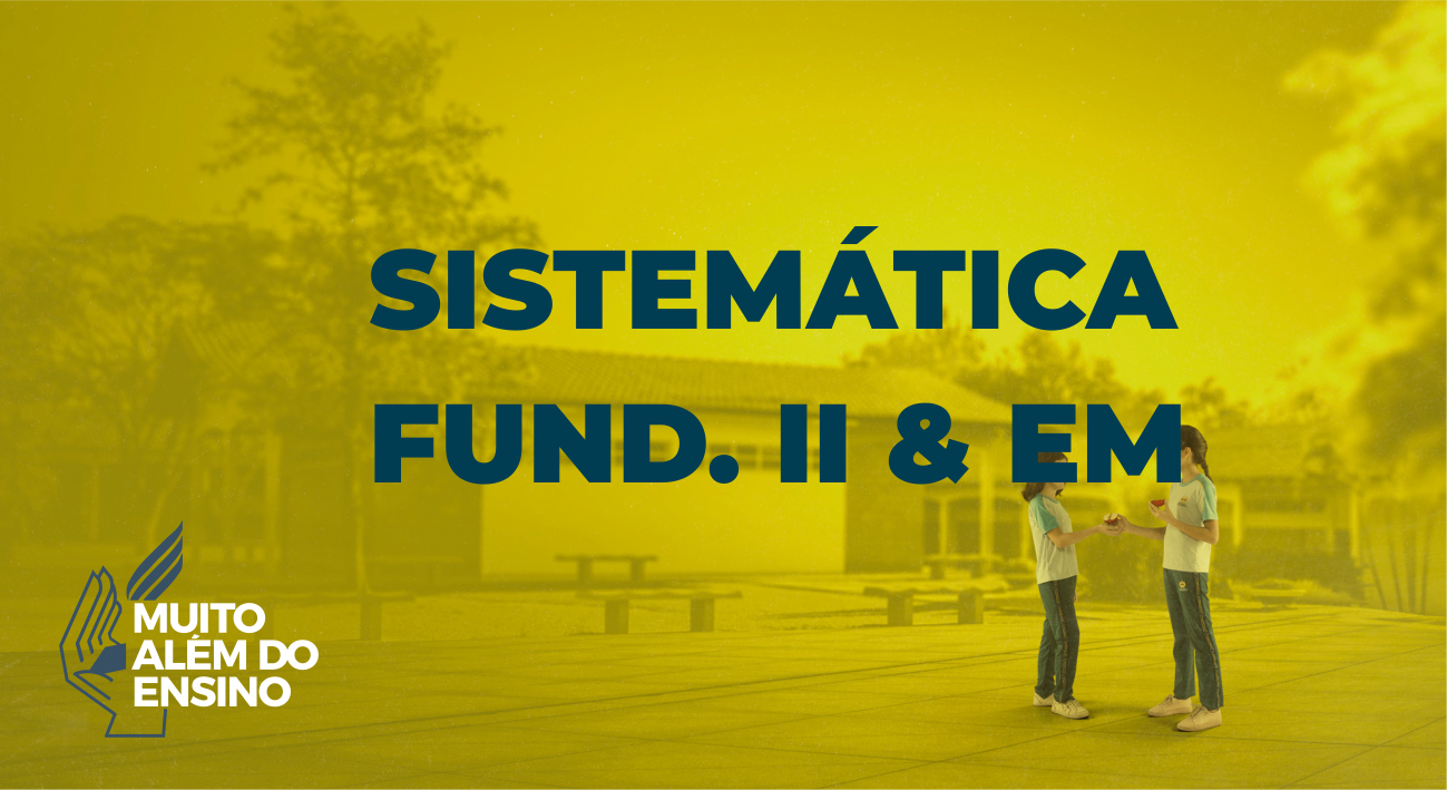 Sistemáticas Fundamental II e EM