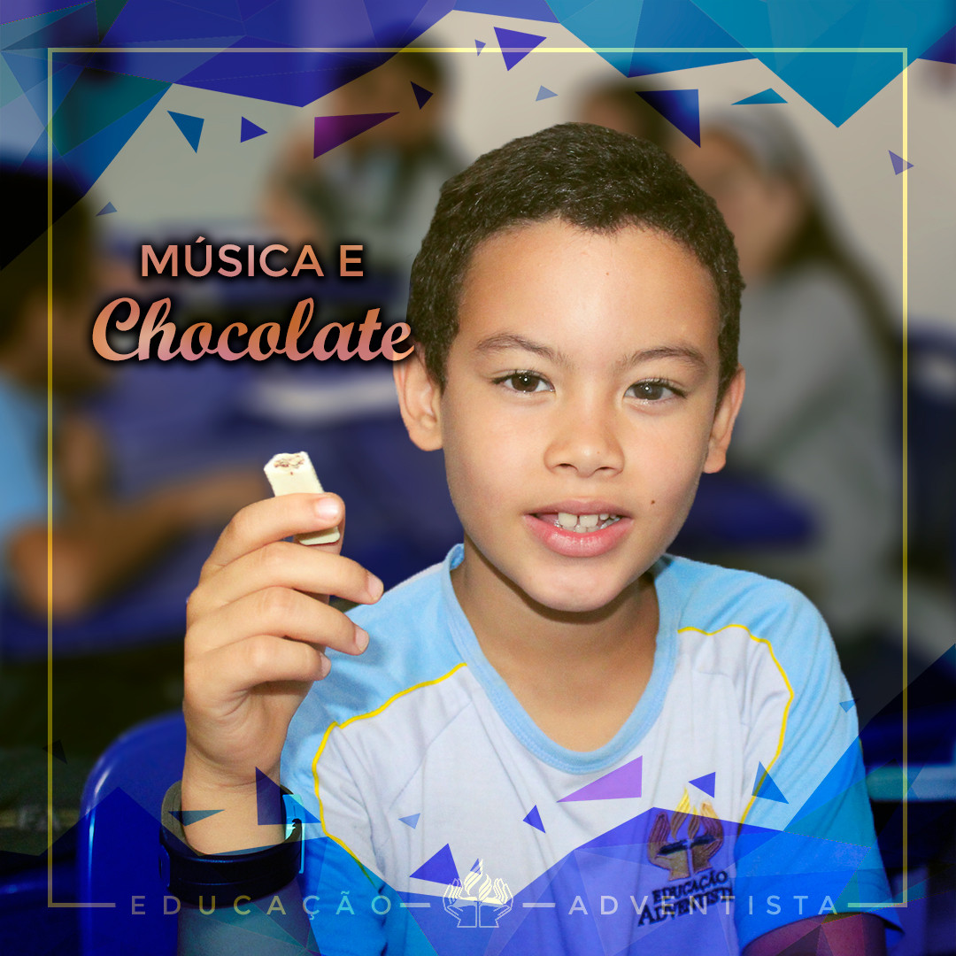 4° ano - Música e Chocolate