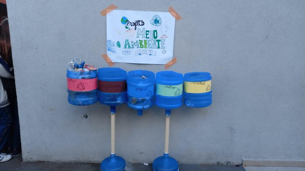 Projeto sobre o Meio Ambiente