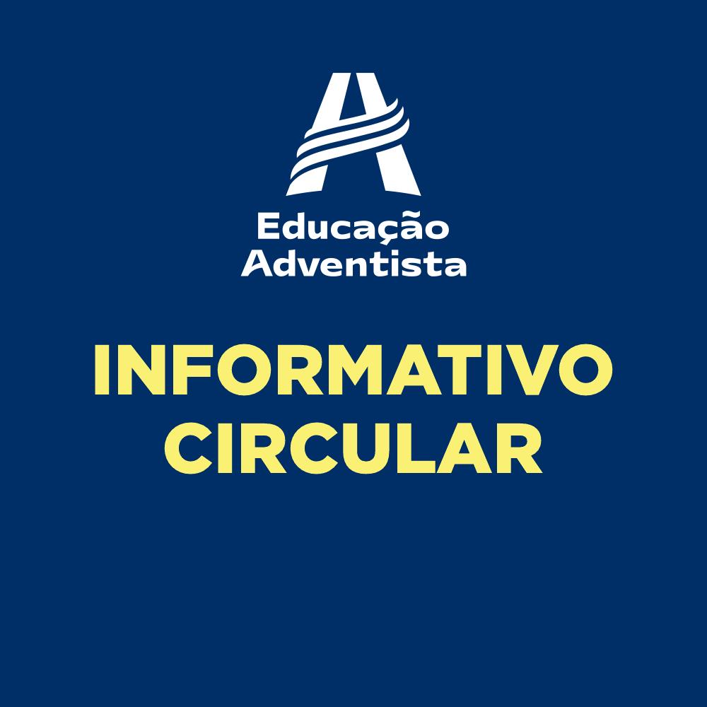 INFORMATIVO CIRCULAR DE JANEIRO E FEVEREIRO DE 2020