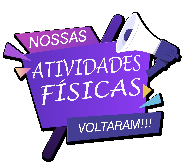 Atividades físicas aos pais e responsáveis VOLTARAM! 2019