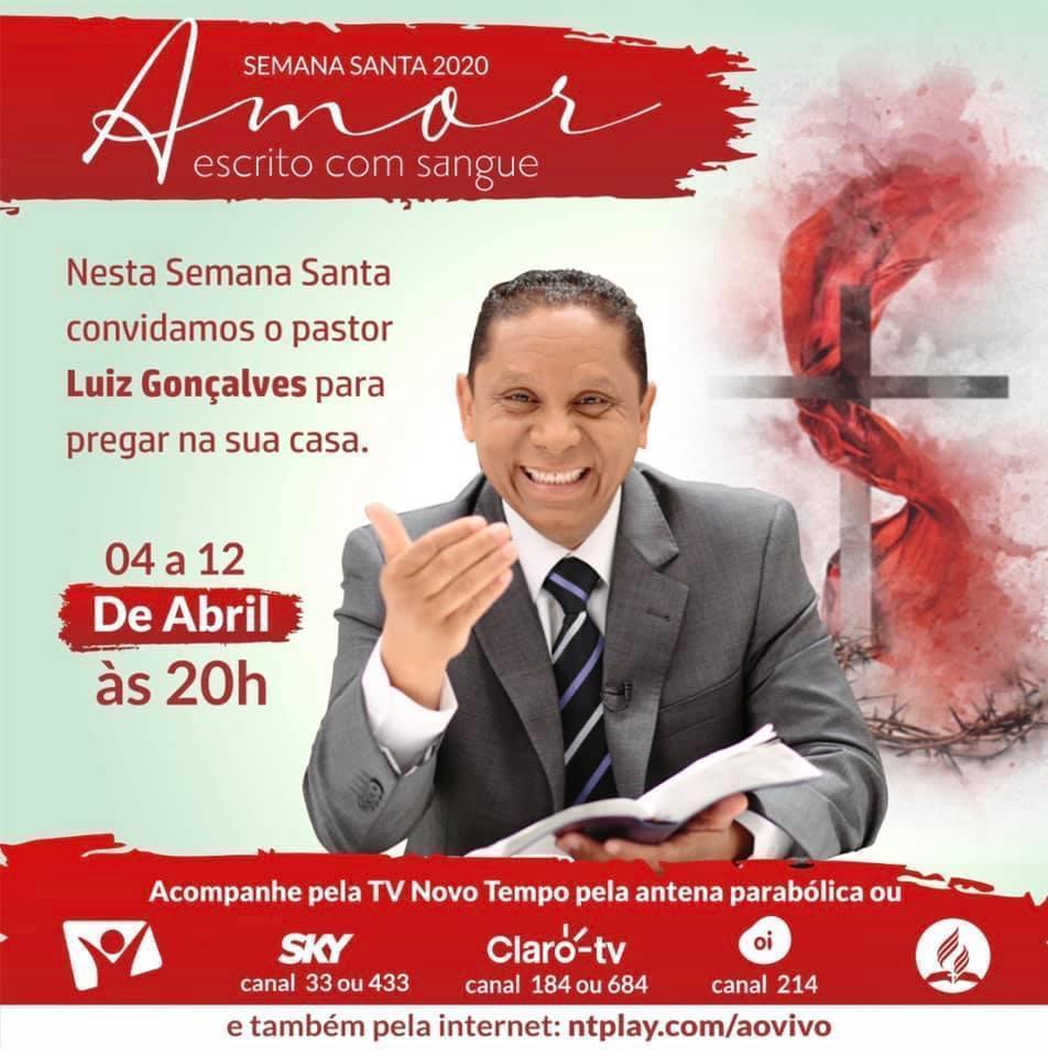 Semana Santa - Amor Escrito com Sangue