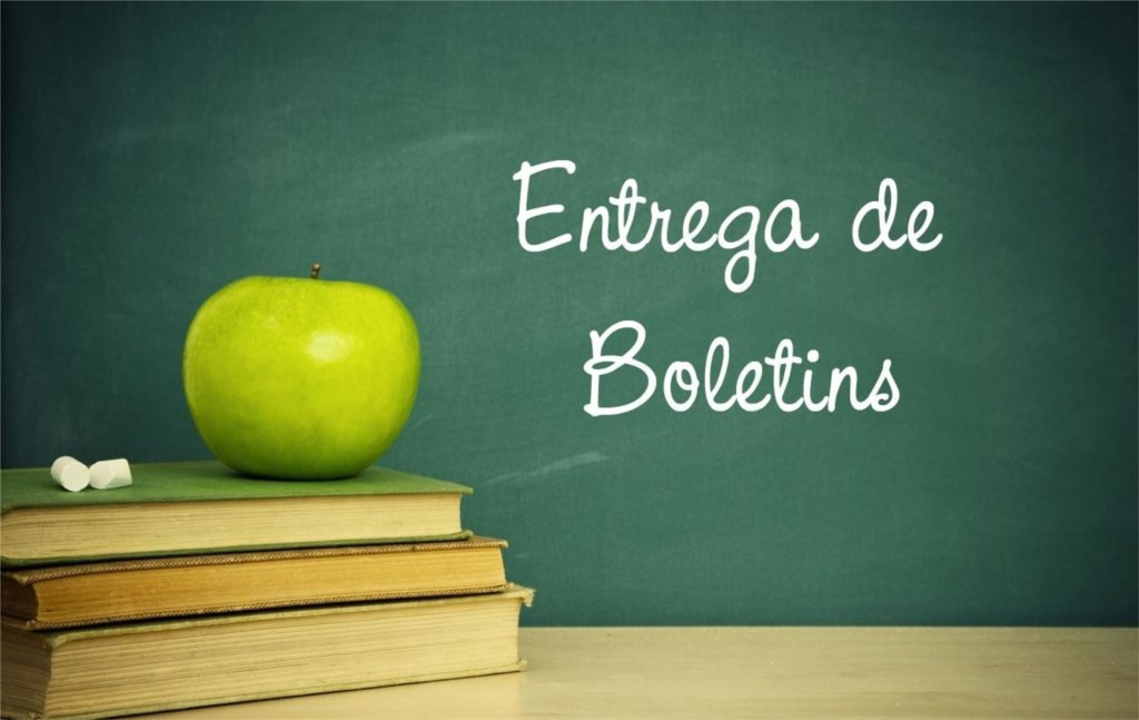 Entrega de Boletins 6º Ano ao Ensino Médio