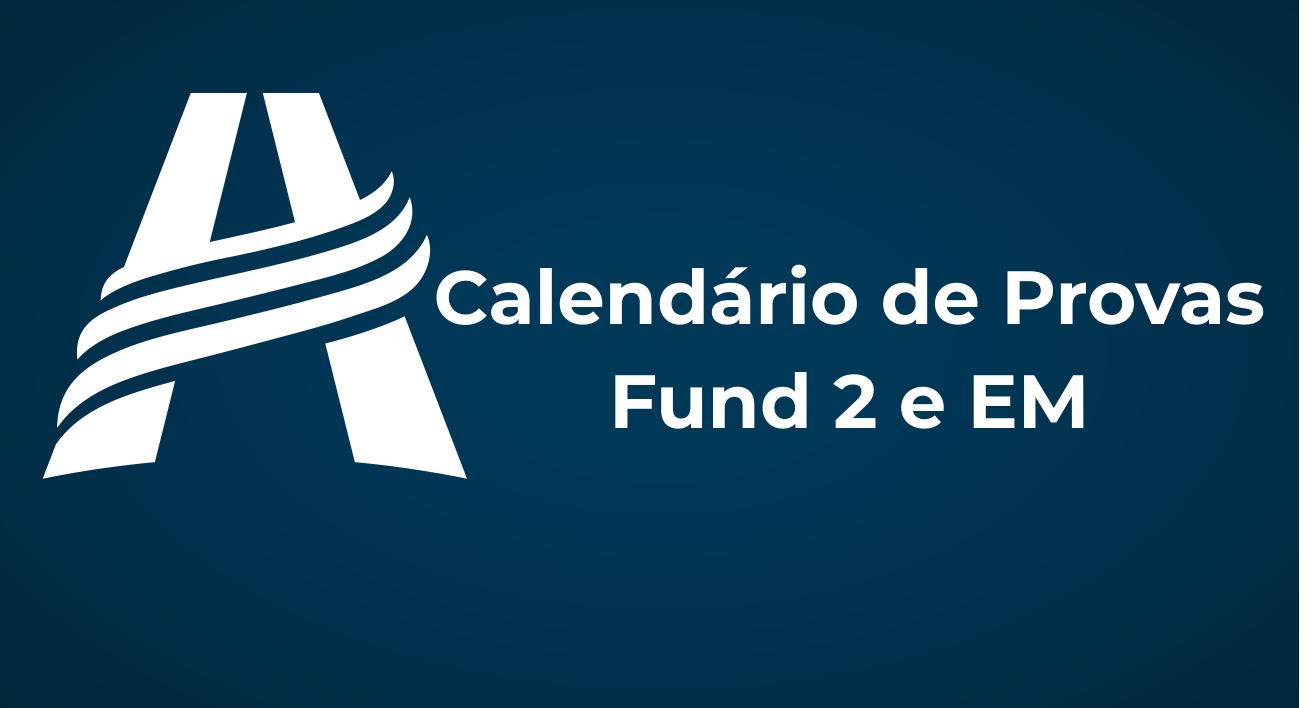 Calendário de Provas Fund.2 e EM