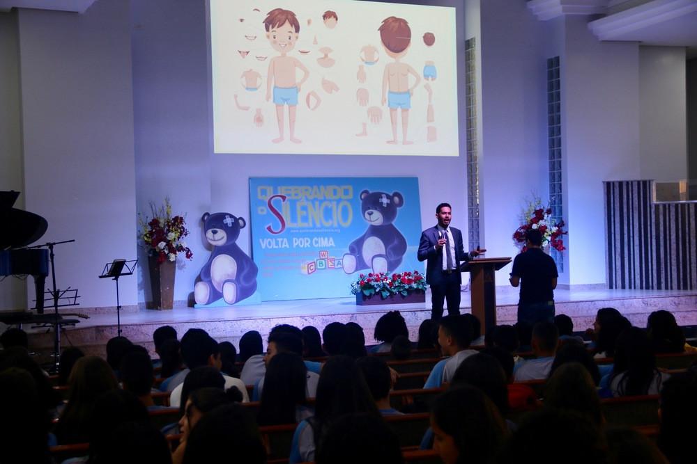 Abuso Sexual Infantil é tema de palestra para pais e alunos