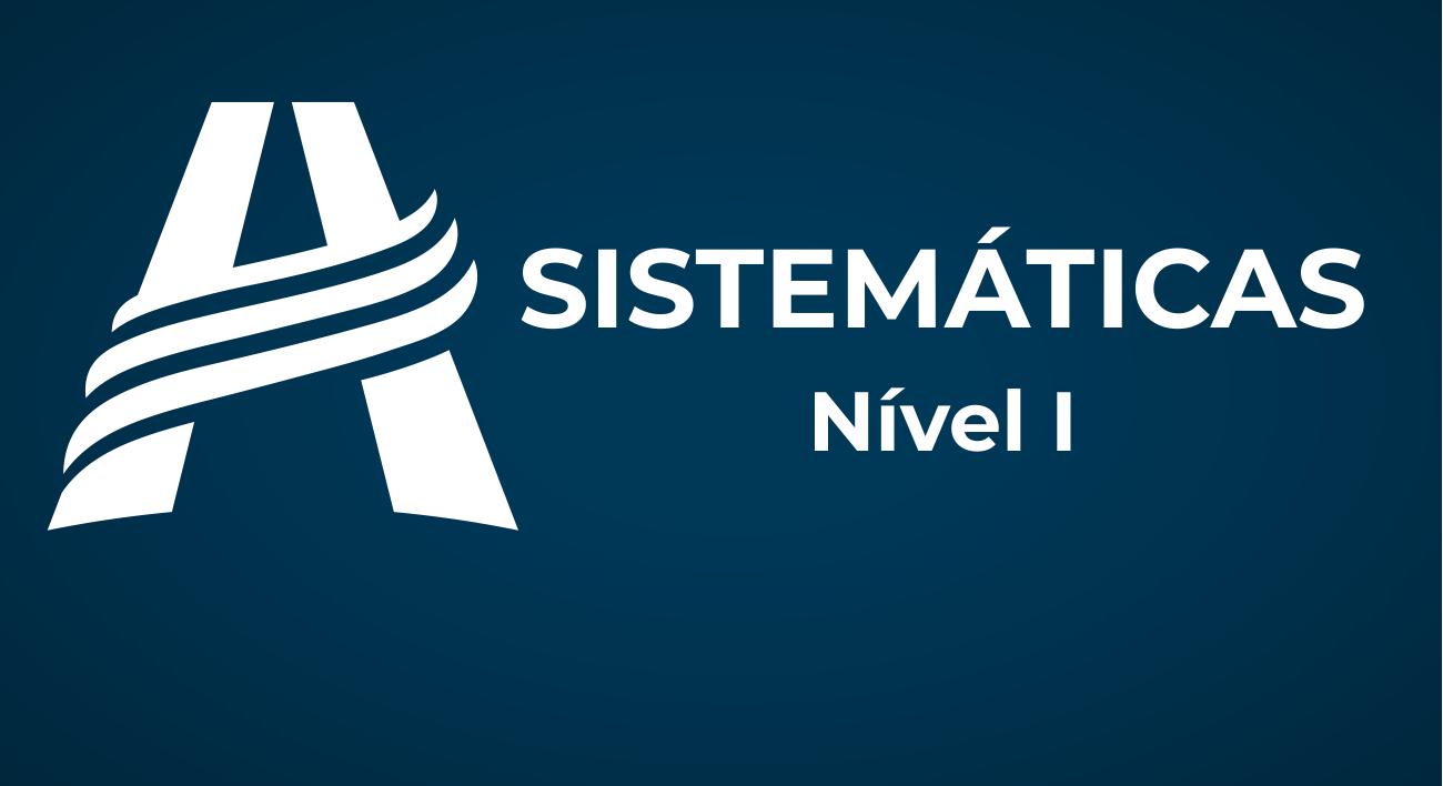 Sistemática Nível I