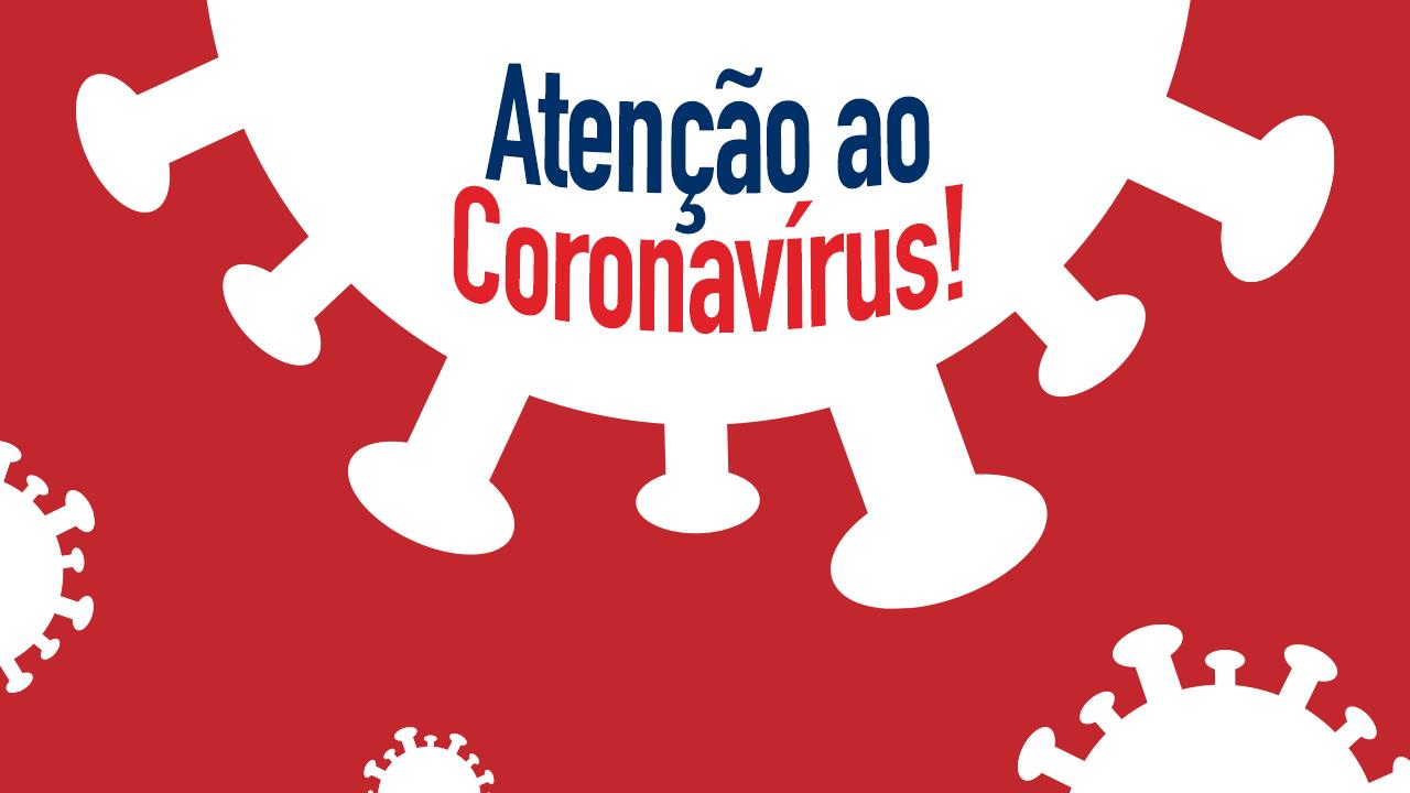COMUNICADO | Coronavírus