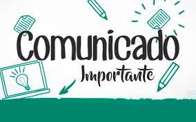 Comunicados 2020