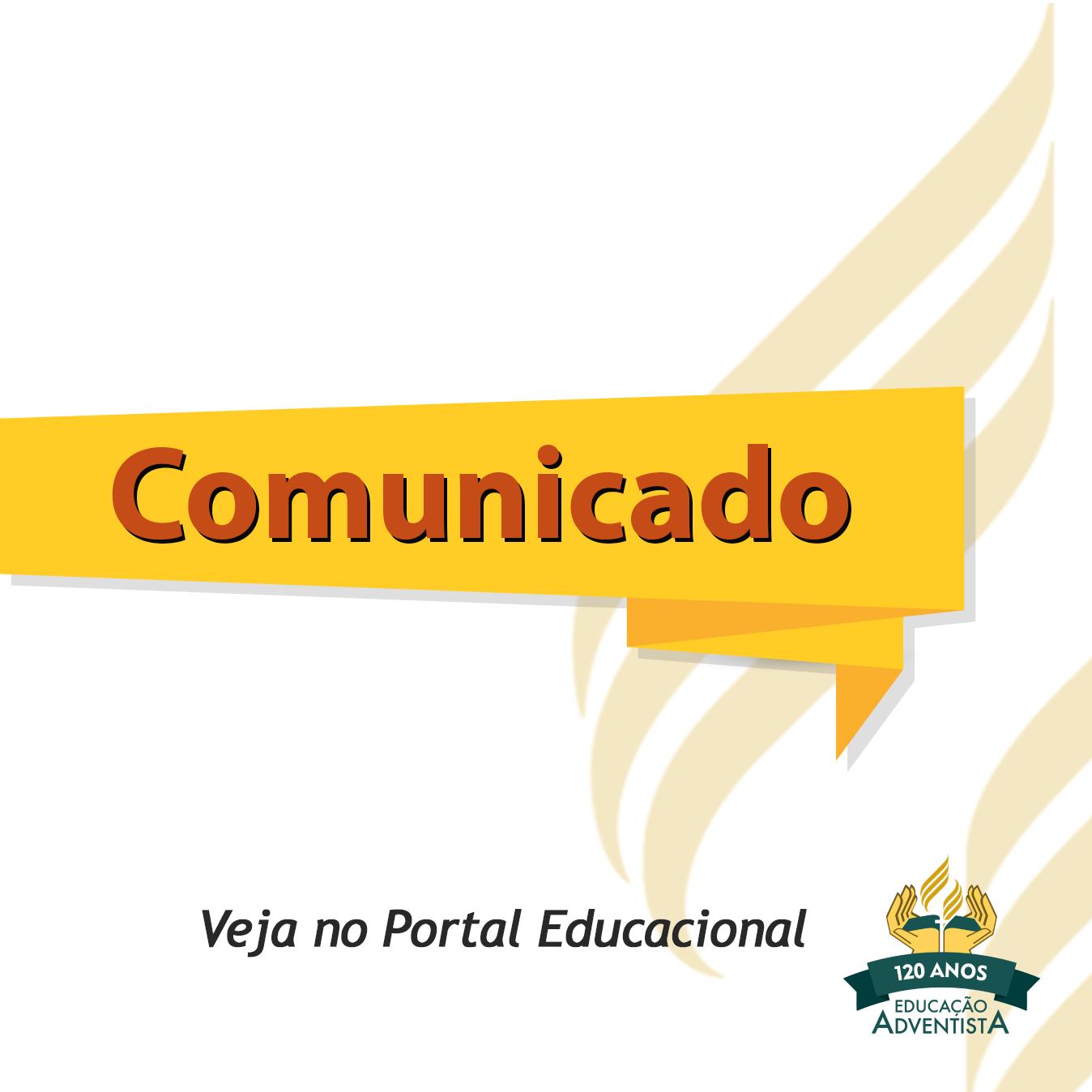 Comunicados - 2019