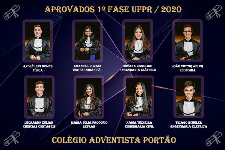 Aprovados UFPR