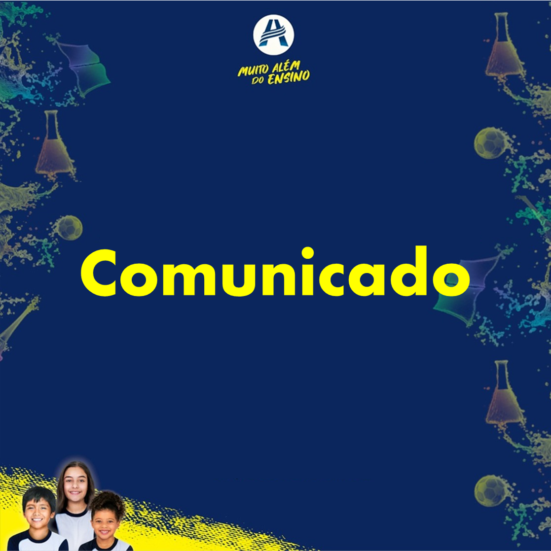 Comunicado - 007/2021