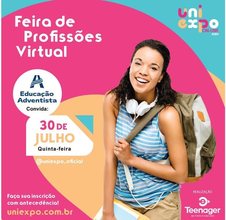 Feira de Profissões Virtual 2020