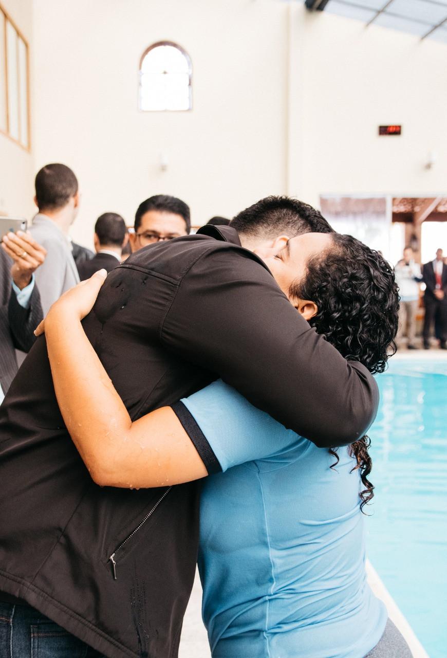 Batismo de docente marca Concílio de Educação