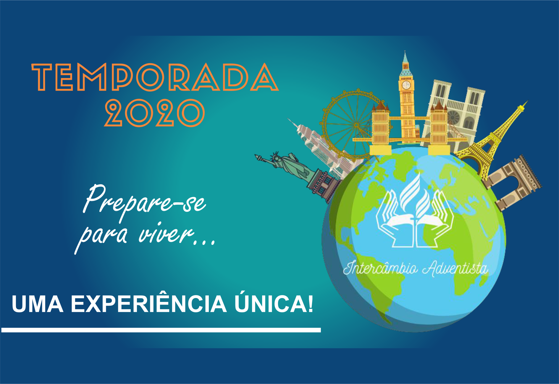 Intercâmbio - 2020