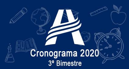 Conograma 2020 - 3º Bimestre